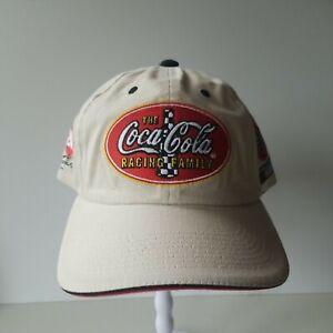 The Coca Cola Racing Family Tony Stewart 20 Adjustable Hat