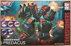 2016 Botcon Transformers Combiner Wars DAWN OF THE PREDACUS Boxed Set NIB For Sale