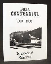 History of Dora Alabama 1886 - 1986 - Historical Photos - Walker County