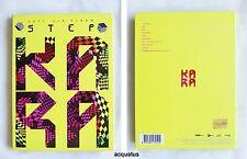 KARA STEP 3rd Album (2011) - Kpop Korea Korean Girl DSP Media Goo Hara Mint