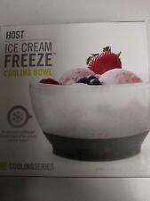 New listing Ice Cream Freeze Bowl By Host. New