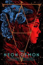 The Neon Demon Regular Alternative Movie Poster Mondo Artist Nikita Kaun No./99
