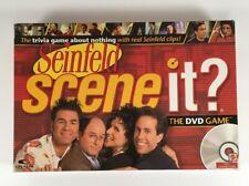 Scene It? Seinfeld - The DVD Board Game - Complete 2008