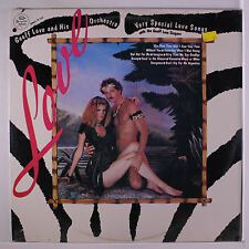 GEOFF LOVE: Very Special Love Songs LP Sealed (slight corner bend)
