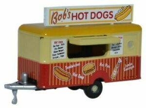 Oxford Anhänger OXF NTRAIL001 Mobile Trailer - Bobs Hot Dogs 1/148