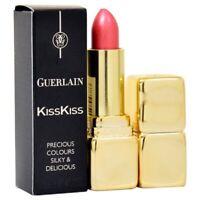 Guerlain GENUINE KissKiss Strass Shimmer Select Your Colour Lipstick