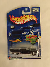 '57 CADILLAC ELDORADO BROUGHAM - 2001 Hot Wheels Die Cast Car - Mint on Card