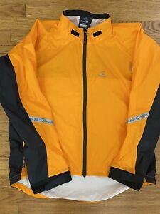 Showers Pass Mens Elite 2.0 Jacket Cycling Bike Rain AR-Tex Size XL Hardly Worn!