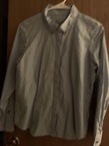 J. Jill Button Up Shirt Top Women's Long Sleeve Casual Small Petite