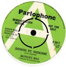 "Mayfield's Mule(7"" Vinyl)Moonshine / Double Dealing Woman-Parlophone-R -Ex/Ex+"