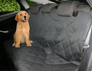 WATERPROOF CAR SEAT COVER REAR PET DOG PROTECTOR TRAVEL CAT
