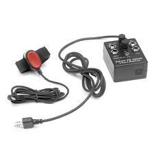 NIB PilotUSA PA-2001C 2 Place Portable Intercom with ICOM straight angle plug