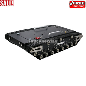 30Kg Load WT-500S Smart RC Robotic Tracked Tank RC Robot Car Base Chassis 2021