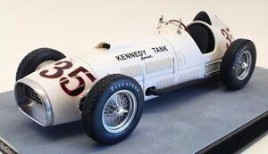 Tecnomodel 1/18 Scale TM18193D - 1952 Ferrari 375 Indianapolis 500 GP J.Mauro