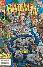Batman #473 (Jan 1992) By Milligan / Breyfogle D.C. Comics High Grade