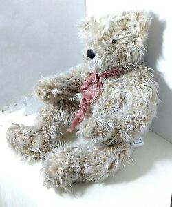 Ashton Drake Perfect Companion Teddy Bear #2125 Limited Edition Shaggy Jointed