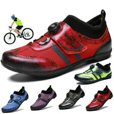Men's Non-slip Road Cycling Shoes Outdoor Sneakers MTB Bicycle Bike Racing Shoes