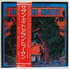ALLEN TOUSSAINT - Southern Nights > 1975 1st Japan LP w/ insert, OBI > NM