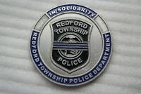 Redford Township Police Department Challenge Coin
