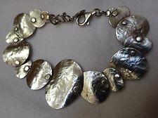 Silpada Bracelet Sterling Silver BADGE OF BEAUTY Retail $139+  B3074