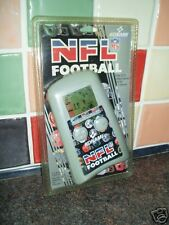 NFL FOOTBALL NEW OLD STOCK 1989 SEALED LCD GAME RETRO
