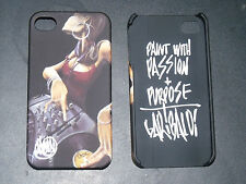 Garibaldi Rhythm Color Culture Energy iPhone 4 Case DJ