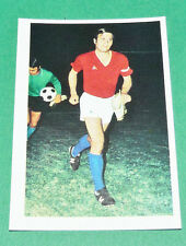 N°115 JULES ZVUNKA AGEDUCATIFS FOOTBALL 1971-1972 OLYMPIQUE MARSEILLE OM PANINI