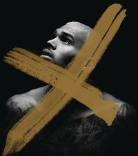 Chris Brown - X [New CD] Clean , Deluxe Edition