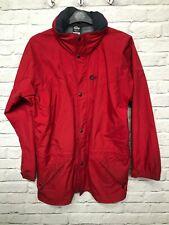 Lowe Alpine Moven red coat label size medium.