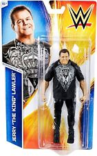 WWE WRESTLING Personaggio Jerry King Lawler 18cm Action Figure - Mattel CHL50