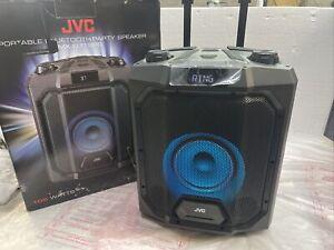 JVC MX-D719PB Portable Bluetooth Speaker