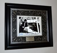 "JOHN HURT Signed ""ELEPHANT MAN"" Autograph CAST Display, DVD, Frame, COA, UACC"