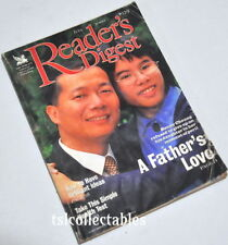 (TSL) Reader's Digest, July 2000, A FATHER'S LOVE