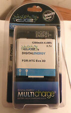 Digital Energy Replacement Battery Kit for HTC EVO 3d