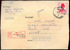 Thailand Registered Cover #C15344