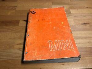 Werkstatthandbuch Reparaturanleitung  Mini / Limusine ,Cooper ,Clubman Moke