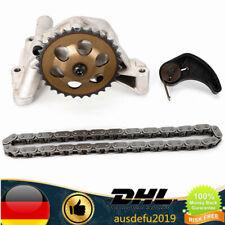 Ölpumpe Steuerkette Kettenspanner Satz für Audi Seat Skoda VW