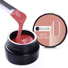 Nail Art UV Gel Builder Tips Glue Semi-transparent Effect Extension Manicure DIY