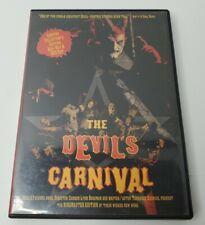 The Devil's Carnival [DVD + Blu-ray, 2012] Ltd Collectors Edition #4388 of 6660