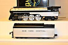 MINT Weaver Brass O Gauge NYC 4-6-4 HUDSON -EMPIRE STATE EXPRESS -NEVER RUN LOT2