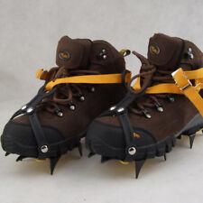 Schuhspikes Schuhkrallen EISKRALLEN Schneeschuhe Anti-Rutsch