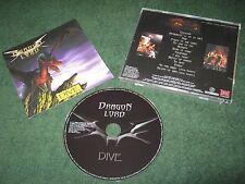 Dragon Lord - Dive (cd)