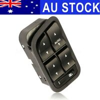 AU Electric Control Power Window Switch 12V Black For Ford BA BF Falcon 02-08 τ