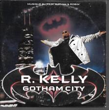 CD SINGLE 2 TITRES--R.KELLY--GOTHAM CITY - BOF BATMAN & ROBIN--1997