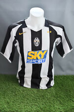 Juventus Football Shirt Adult S Home 04/05 Nike