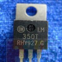1PCS Voltage Regulator IC LINEAR//ST//MOTOROLA TO-3 LM350K 100/% Genuine and New