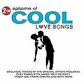 Love Songs: Epitome Of Cool, Various Artists CD | 5024952383474 | New