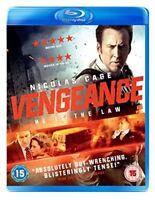 Vengeance (Blu-Ray) [DVD][Region 2]