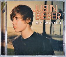My World by Justin Bieber [Canada - Island Records - Enhanced 2009] - NM