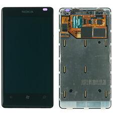 Original Nokia Lumia 800 Display Touchscreen + Rahmen LCD Anzeige Glas